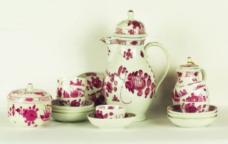 сервиз чайный (26 предметов)