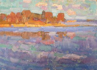 Озеро, Горячий ключ