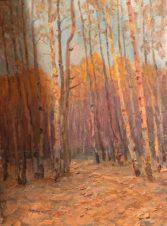 Осень в Суханово