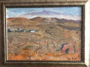 Село Тасты. Узбекистан