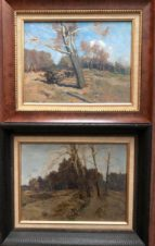 Две картины П.А. Радимова