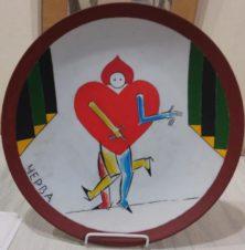 Тарелка «Черва»