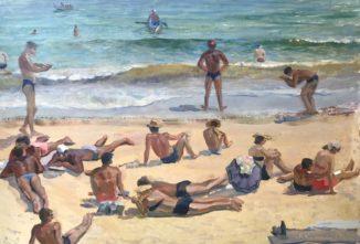 На пляже II