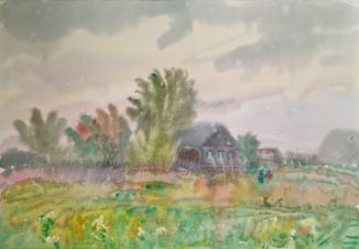Коллекция картин Бориса Свешникова