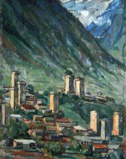 Тбилисский пейзаж