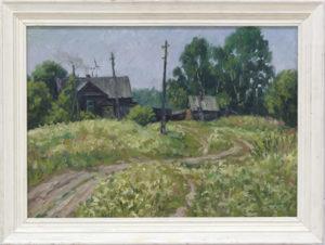 Село Марьино на Ветлуге