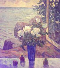 Розы на Черном море
