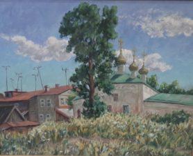 Алатырская церковь