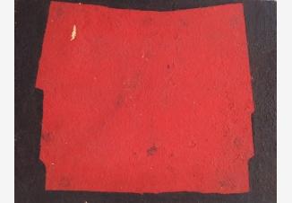 Красное на черном
