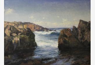 Прибрежные скалы