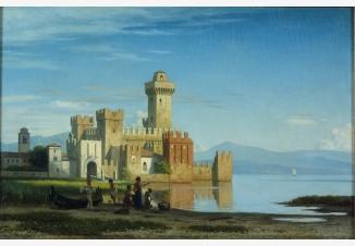 Крепость Россо Скалигера в Сирмеоне