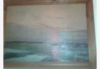 Ледостав на Рыбинском море