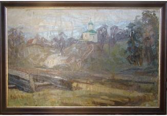 Храм архангела Михаила в Ярославской области