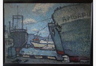 В порту Мурманска