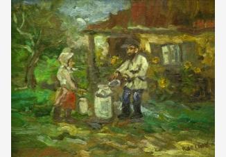 Украинские крестьяне
