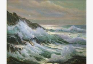 Разбивающиеся волны