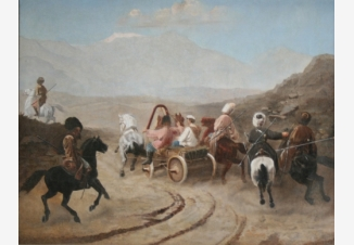 Сцена на Кавказе