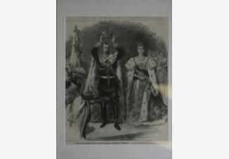 Коронация Николая Александровича и Александры Федоровны