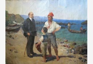 Ленин на Капри