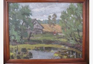 В окресностях усадьбы Жуковского