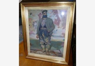 Русский солдат (военнопленный)