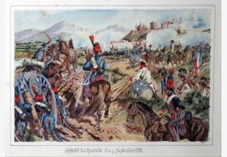 Битва при Ровередо 1796 г.
