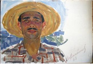 Портрет мексиканца