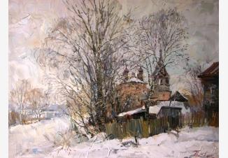 В селе Борис-Глеб