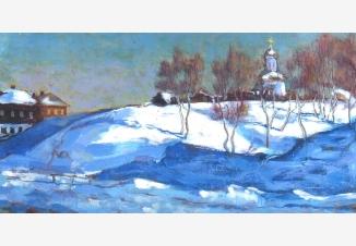 Уголок Старого Владимира около Княгинина монастыря