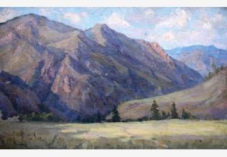В долине Катуни