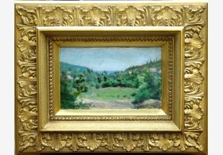 Кавказский пейзаж