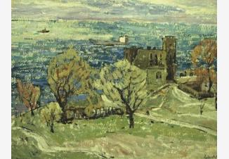 Юсуповский замок. Новороссийск