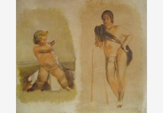 Античные персонажи