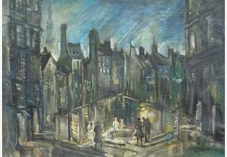 Городская сцена