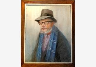 Портрет артиста П. Князева