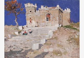 Дача Голицына