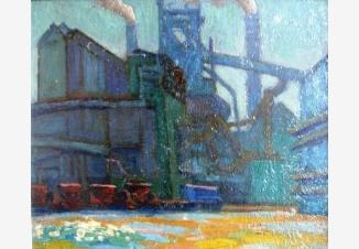 Череповецкий металлургический завод