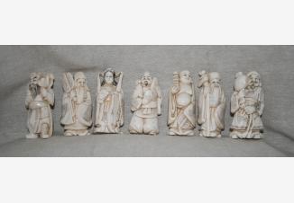 окимоно 7 богов счастья