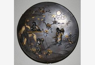 Тарелка с архатами
