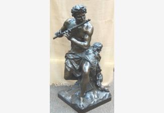 «Пастух играющий на флейте»