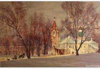 Свято-Успенский монастырь, церковь Покрова Пресвятой Богородицы.
