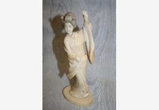 Окимоно Танцующая гейша