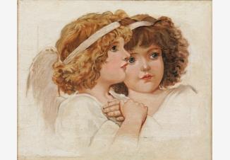 Ангелочки(Дети)