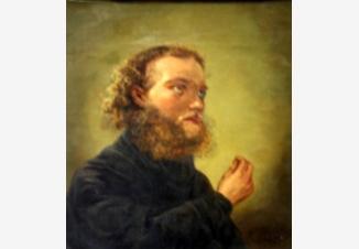 Портрет дьякона Семена Петровича