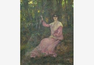 Портрет дамы