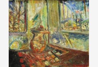 Мастерская художника в Сере
