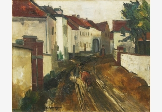 Оживленная улица