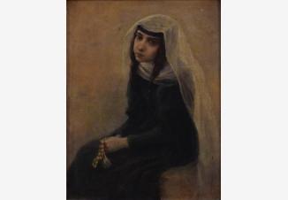 Грузинская девочка