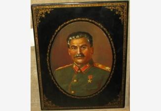 Портрет И.В.Сталина