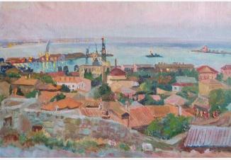Порт. Феодосия
